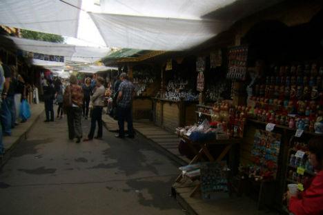 Al mercato delle pulci di Izmailovo  Russia Beyond  Italia