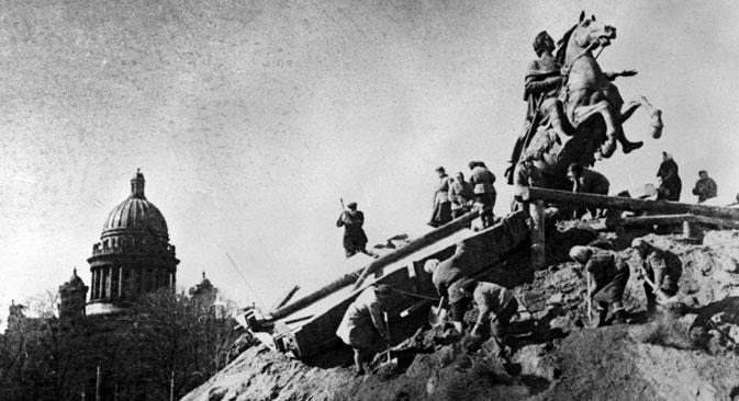 Il coraggio di Leningrado  Russia Beyond  Italia