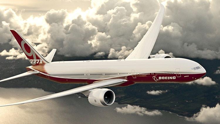 Fotos Boeing fabrica el mayor avin de pasajeros del