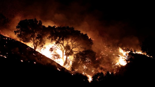 'Armagedón' en el norte de California: incendios voraces arrasan todo a su paso (VIDEO)