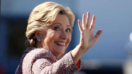 Hillary Clinton, excandidata a la Presidencia de EE.UU.