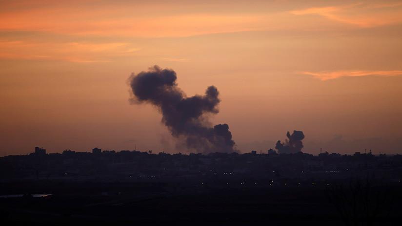 Lanzan cuatro misiles desde el Sinaí hacia el sur de Israel