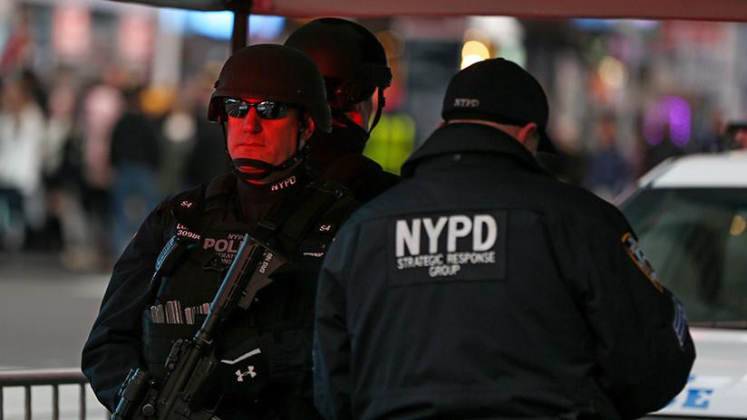 Se registra una explosión en un terminal de autobuses de Nueva York