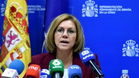 España: Condenado por corrupción apunta al marido de la ministra de Defensa