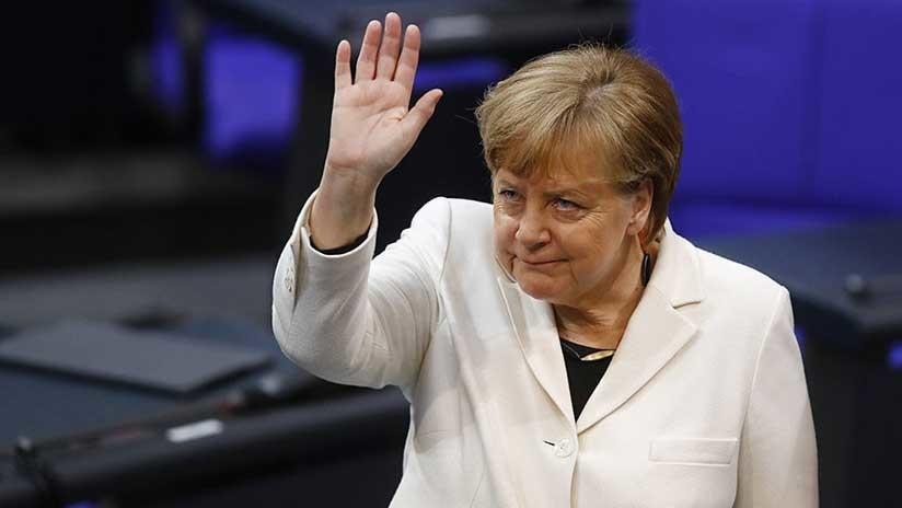 Angela Merkel reelegida para su cuarto mandato