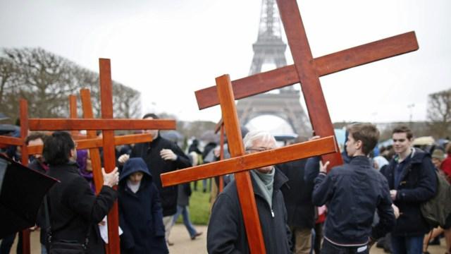"""""""El cristianismo se ha ido para siempre"""": Un estudio revela que Europa ha abandonado la religión"""