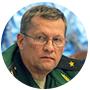 Yuri Yevtushenko, jefe del Centro Ruso para la Reconciliación de las Partes Beligerantes en Siria