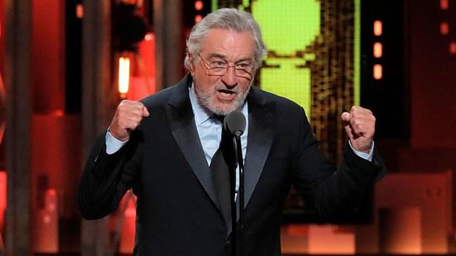 La dura respuesta de Trump a los ovacionados insultos de De Niro
