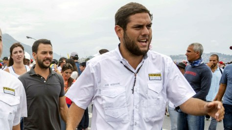 Diputado opositor venezolano reconoce participación en atentado contra Maduro