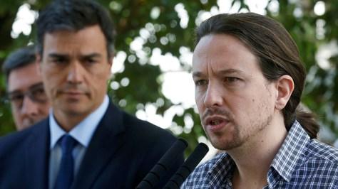 Acuerdo presupuestario en España: PSOE y Podemos pactan subir el salario mínimo a 900 euros