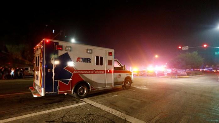 Identifican al autor del tiroteo en un bar de California que dejó al menos 13 muertos