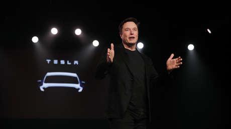 El director ejecutivo de Tesla, Elon Musk