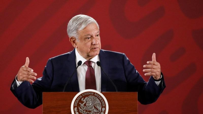 """López Obrador: """"Ofrecemos trabajo a los migrantes para que la migración sea opcional, no forzada: eso nunca se había hecho en ninguna parte del mundo"""""""