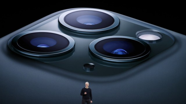 VIDEOS: Apple presenta el nuevo iPhone 11 durante su evento tradicional