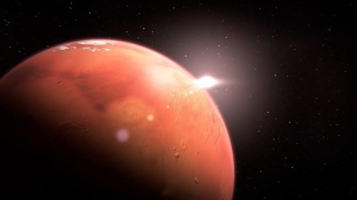 """Científico de la NASA: """"El mundo no está preparado si el hombre encuentra vida en Marte"""""""