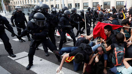 Barcelona, Spain. 18 de octubre de 2019.