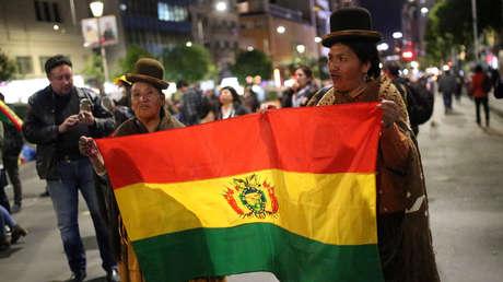 MINUTO A MINUTO: Bolivia tras la renuncia de Evo Morales