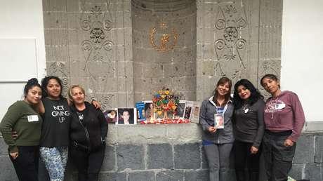 'No te rindas': La otra resistencia de los familiares de desaparecidos en México