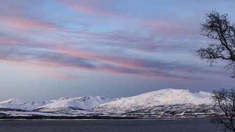 La NASA descubre millones de puntos calientes de metano en el Ártico