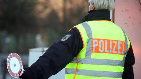 Alemania establece controles fronterizos con cinco países debido al coronavirus