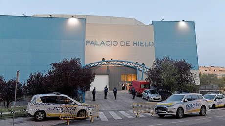 Madrid habilita como morgue un centro comercial ante el colapso de los crematorios por el coronavirus