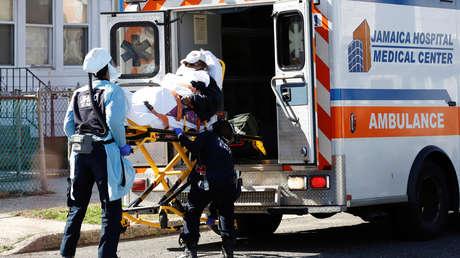 El alcalde de Nueva York liberará a unos 300 presos condenados a menos de un año como medida contra el coronavirus