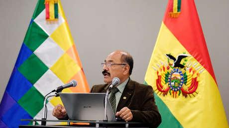Jeanine Áñez reemplaza al ministro de Salud del Gobierno de facto boliviano en plena crisis por la pandemia del coronavirus