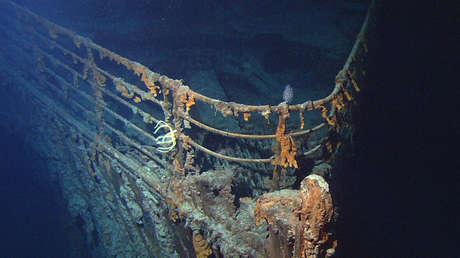 Un tribunal de EE.UU. autoriza por primera vez cortar el casco del Titanic para sacar el telégrafo que transmitió el SOS durante el naufragio