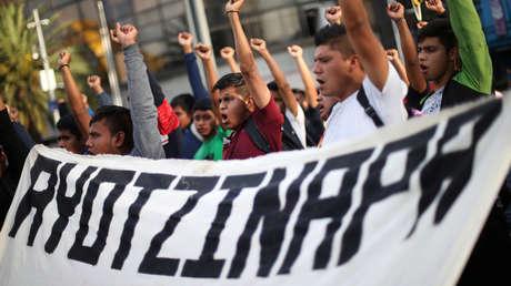 Fiscalía de México detiene a 'el Mochomo', presunto implicado en la desaparición de los 43 estudiantes de Ayotzinapa