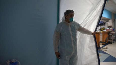 EE.UU. registra una cifra récord de infecciones diarias con coronavirus, con 50.203 nuevos casos durante las últimas 24 horas