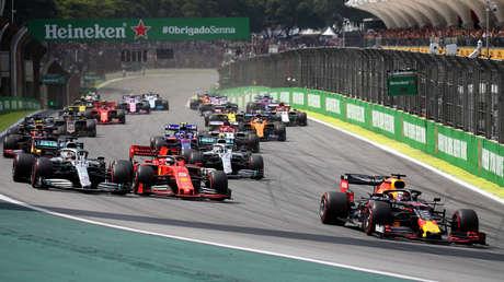 Fórmula 1 cancela las carreras de Brasil, México, EE.UU. y Canadá por el coronavirus