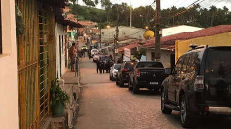 La Policía realiza una megaoperación contra la banda criminal más poderosa de Brasil