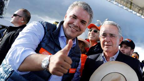 """Duque, sobre la orden de detención de Uribe: """"Soy y seré siempre un creyente en su inocencia"""""""