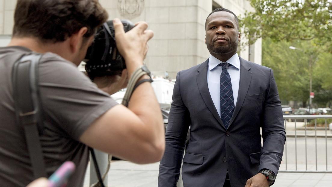 """""""No me importa que no le gusten los negros"""": el rapero 50 Cent llama a votar por Trump tras conocer el plan de aumento de impuestos de Biden"""