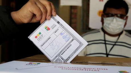 Bolivia suspende el sistema de conteo rápido de votos a pocas horas de las elecciones