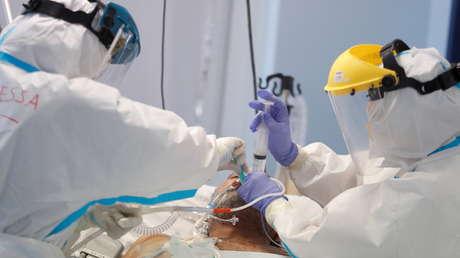 OMS: La estrategia de inmunidad de rebaño conllevaría millones de muertes innecesarias