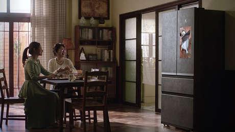 FOTOS: Xiaomi presenta su primer refrigerador inteligente con soporte 5G