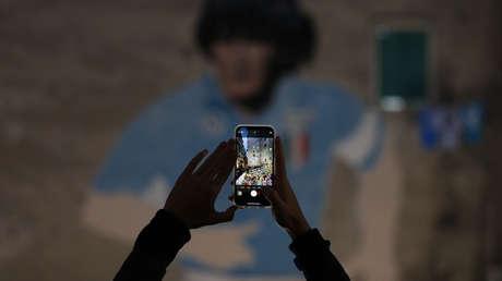 VIDEO: Difunden las que serían las últimas imágenes con vida de Maradona