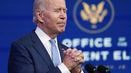 El Congreso de EE.UU. ratifica la elección de Joe Biden como nuevo presidente tras los disturbios