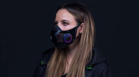 Una empresa 'hardware' para videojuegos crea un respirador con proyección de voz, iluminación LED y ventiladores recargables