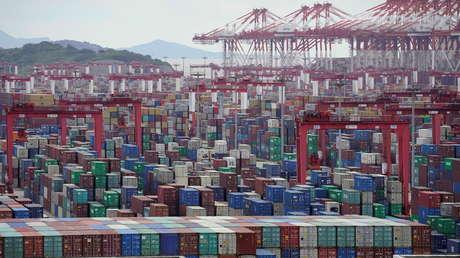Las exportaciones de China se disparan a pesar de la pandemia y la guerra comercial con EE.UU.