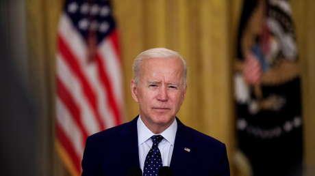 """Biden tras imponer nuevas sanciones a Moscú: """"EE.UU. no busca una escalada de tensión con Rusia"""""""