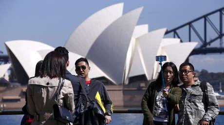 """China anuncia la """"suspensión indefinida"""" del diálogo económico con Australia en medio del aumento de tensiones entre los dos países"""
