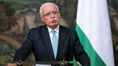 El ministro de Exteriores palestino cree que la declaración del alto el fuego no es suficiente