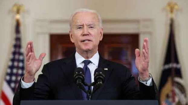 Biden dice que le aseguró a Netanyahu que EE.UU. repondrá el sistema de defensa israelí Cúpula de Hierro