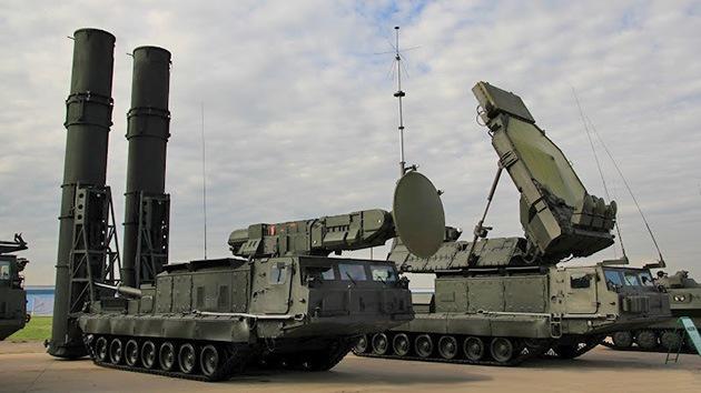 Rusia ha entregado a Venezuela dos grupos de misiles S