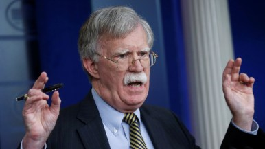 """""""Das ist nicht die Obama-Regierung"""": Sicherheitsberater Bolton stellt neue Anti-Terror-Strategie vor"""