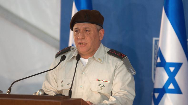 Nach Jahren der Dementis: Israelischer Stabschef bestätigt Waffenlieferung an syrische Dschihadisten