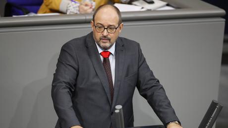 Denkt bei Sozialpolitik gleich an die DDR: Uwe Witt, Bundestagsabgeordneter der Alternative für Deutschland (AfD).