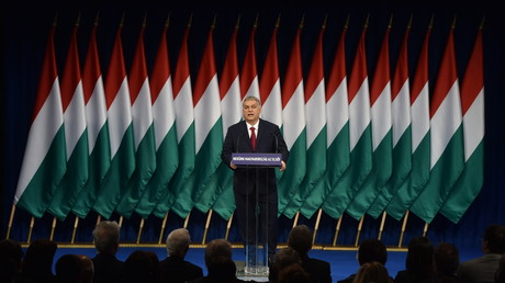 Ungarns Ministerpräsident Viktor Orbán hielt am 16. Februar seine 22. Rede zur Lage der Nation.